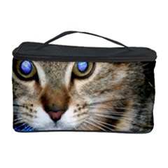 Blue Eyed Kitty Cosmetic Storage Cases