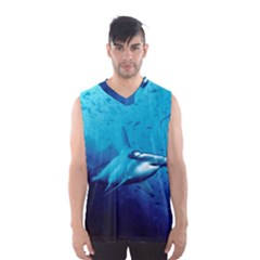 HAMMERHEAD Men s Basketball Tank Top