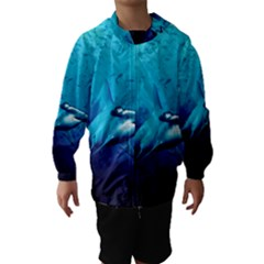HAMMERHEAD Hooded Wind Breaker (Kids)