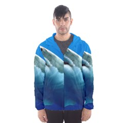 GREAT WHITE SHARK 3 Hooded Wind Breaker (Men)
