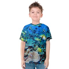 FR FRIGATE SHOALS Kid s Cotton Tee
