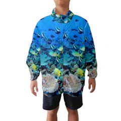 Fr Frigate Shoals Wind Breaker (kids)