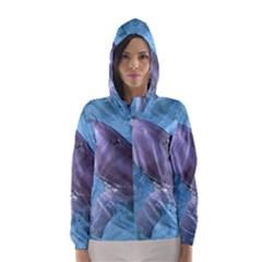 DOLPHIN 2 Hooded Wind Breaker (Women)