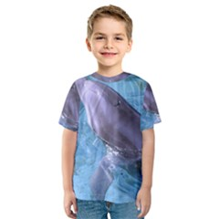 DOLPHIN 2 Kid s Sport Mesh Tees