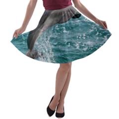 DOLPHIN A-line Skater Skirt