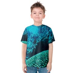 CORAL REEFS 2 Kid s Cotton Tee