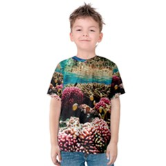 CORAL REEFS 1 Kid s Cotton Tee