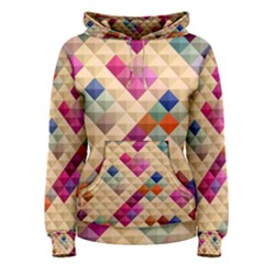 Mosaic & Co 01a  Women s Pullover Hoodies