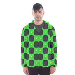 Black holes Mesh Lined Wind Breaker (Men)