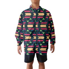 Triangles and other shapes Wind Breaker (Kids)