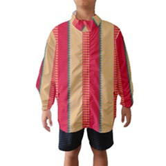 Stripes and other shapes Wind Breaker (Kids)