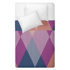 Argyle Variation  Duvet Cover (single Size)