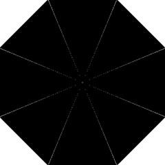 Black Gothic Folding Umbrellas