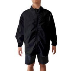 Black Gothic Wind Breaker (Kids)