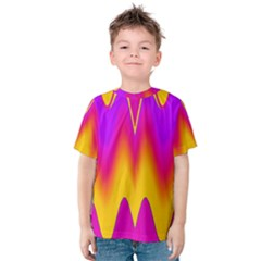 Love to the colors Kid s Cotton Tee