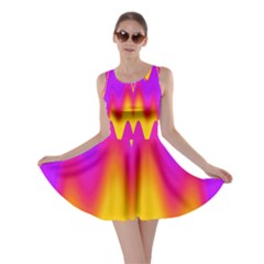 Love to the colors Skater Dress