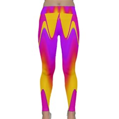 Love to the colors Yoga Leggings