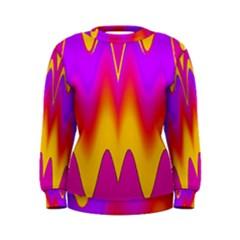 Love to the colors Women s Sweatshirt