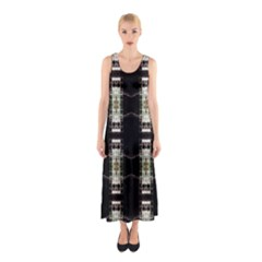 Capetown Lit0410004011 Sleeveless Maxi Dress