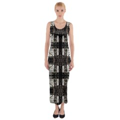 Cairo lit0410004008 Fitted Maxi Dress