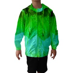 Angels 1 Hooded Wind Breaker (Kids)