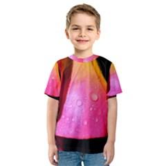 Pink Angel Kid s Sport Mesh Tee