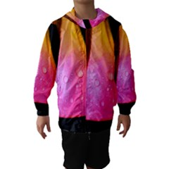 Pink Angel Hooded Wind Breaker (Kids)