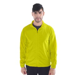 Beautiful Yellow Wind Breaker (Men)