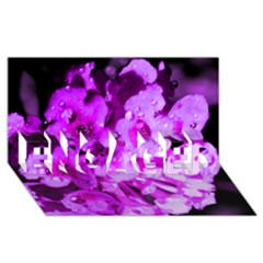 Dsc 01176665652 Engaged 3d Greeting Card (8x4)