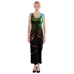 Dsc 01677787 Fitted Maxi Dress