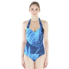 Dsc 014976 Women s Halter One Piece Swimsuit