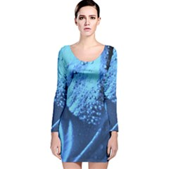 Dsc 014976 Long Sleeve Velvet Bodycon Dress