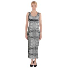 Lit0110002009 Fitted Maxi Dress