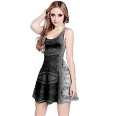 Lit0110002009 Reversible Sleeveless Dress