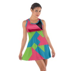 Angles Cotton Racerback Dress