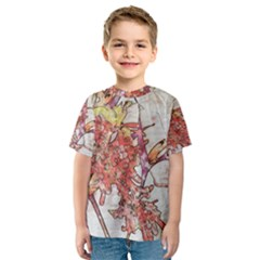 Art Studio 17216 Kid s Sport Mesh Tee