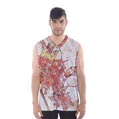Art Studio 17216 Men s Basketball Tank Top
