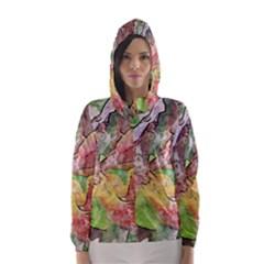 Art Studio 21216 Hooded Wind Breaker (Women)