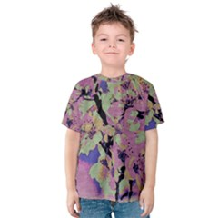 Floral Art Studio 12216 Kid s Cotton Tee