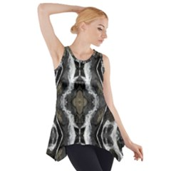 Chicago lit190215002005 Side Drop Tank Tunic
