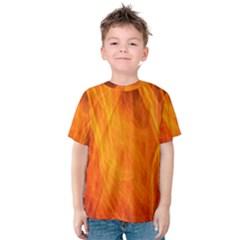 Orange Wonder 2 Kid s Cotton Tee