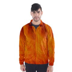 Orange Wonder 2 Wind Breaker (Men)
