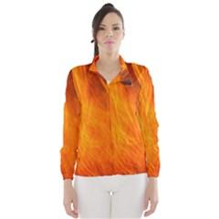 Orange Wonder 2 Wind Breaker (Women)