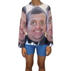 Regboy Kid s Long Sleeve Swimwear