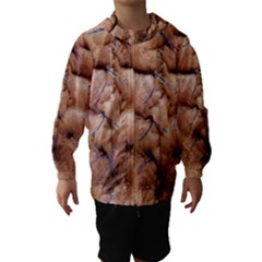 Stitches By Ignatius Rake Hooded Wind Breaker (Kids)