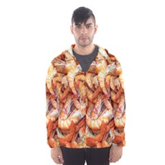 Shrimp Design Ignatius Rake Hooded Wind Breaker (Men)