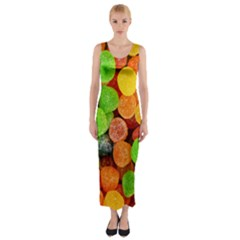 Sweets By Sandi Fitted Maxi Dress