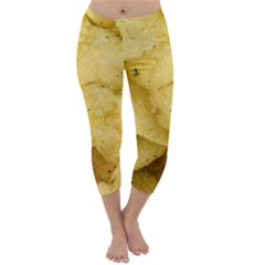 Crisps By Sandi Capri Winter Leggings