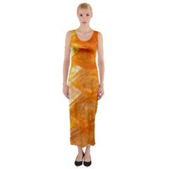 Sacles By Sandi Fitted Maxi Dress