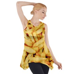Chips By Sandi Side Drop Tank Tunic